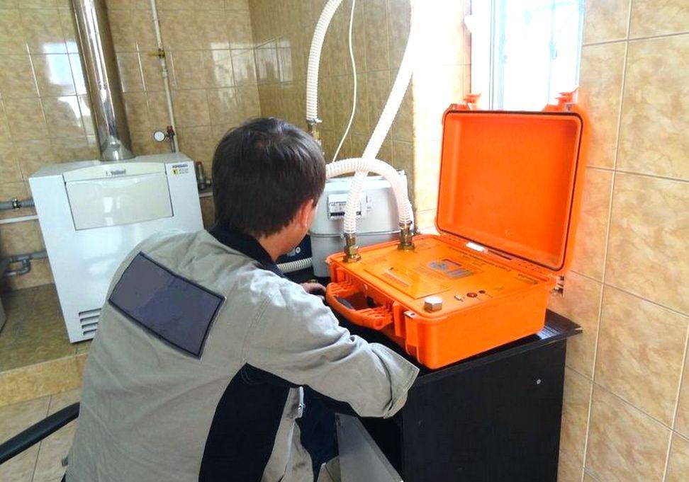 Как сделать поверку газового счетчика фото 1